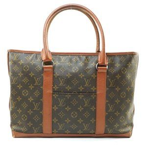Auth Louis Vuitton Weekend Pm Tote Bag #8122L24